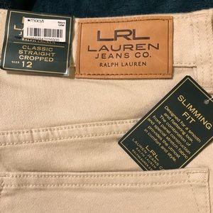 Ralph Lauren women's jeans. Brand new never worn.